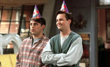Matthew Perry And Matt LeBlanc Are Still Real-Life Friends And The World Is OK