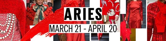 ELLE Aries Weekly Horoscope