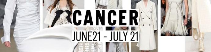 Cancer Weekly Horoscope