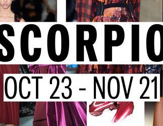 Scorpio Weekly Horoscope