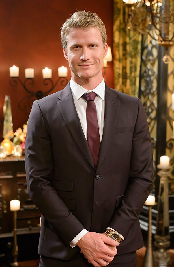 Richie Strahan on The Bachelor Australia 2016