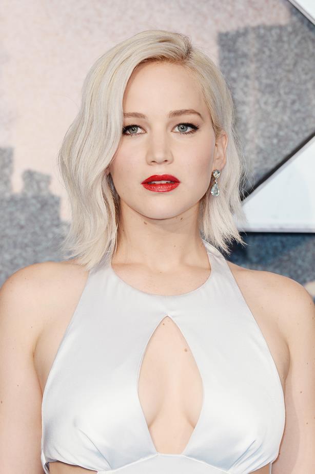 <P> <em>For blondes.</em><p> <p> Jennifer Lawrence.