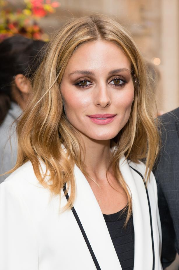 <P> <em>For blondes.</em><p> <p> Olivia Palermo.