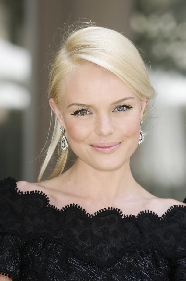 <P> <em>For blondes.</em><p> <p> Kate Bosworth.