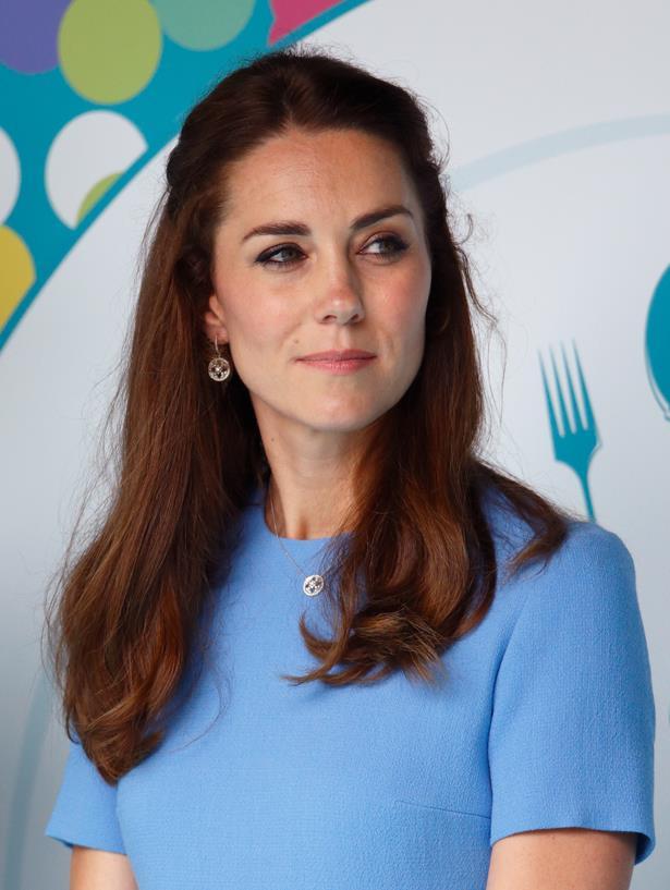 <P> <em>For brunettes.</em><p> <p> Kate Middleton.