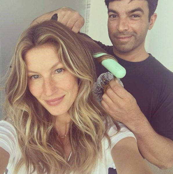 """<p><strong>Gisele Bündchen</strong> <p>Gisele's freckles come through when she does natural beauty. <p><a href=""""https://www.instagram.com/p/BFq8e9WHtE9/"""" target=""""_blank"""">Instagram.com/gisele</a>"""