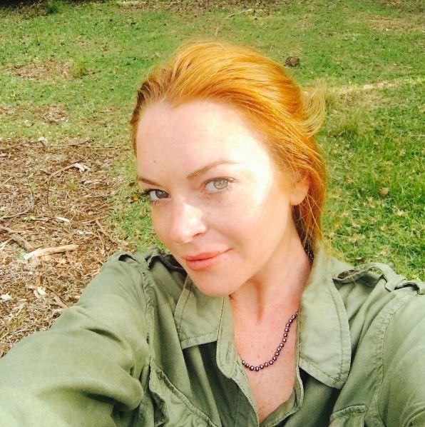 "<p><strong>Lindsay Lohan</strong> <p>Lindsay's freckles were almost the star of 1998's <em>The Parent Trap</em>. <p><a href=""https://www.instagram.com/p/BFRwYHbJc7e/"" target=""_blank"">Instagram.com/lindsaylohan</a>"