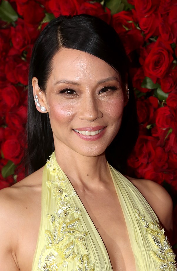 <p><strong>Lucy Liu</strong> <p>Lucy is a role model for Asian girls and freckle-faced beauties.