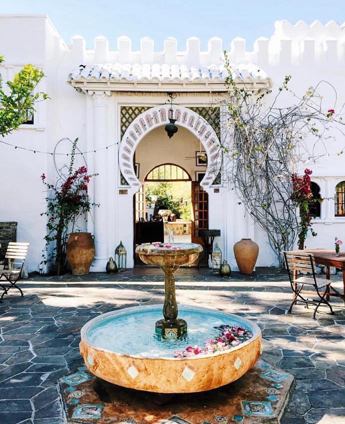 Korakia Pensione<br> <em>Palm Springs, U.S.A</em>