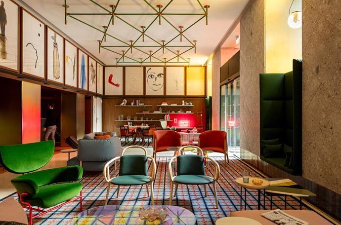 Room Mate Giulia<br> <em>Milan, Italy</em>