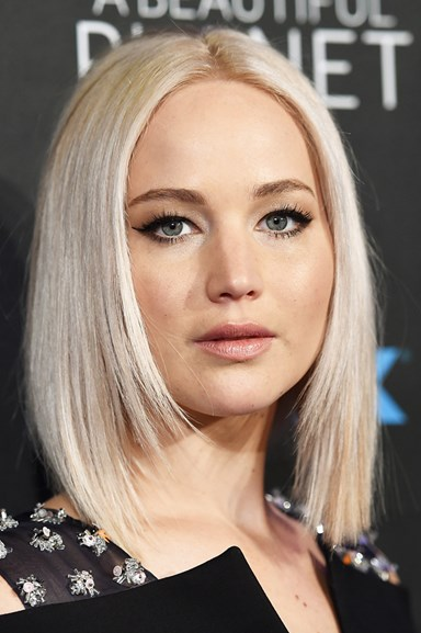 The Beauty Evolution of Jennifer Lawrence