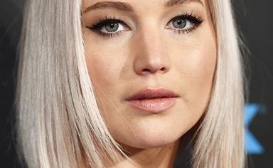 The Beauty Evolution of Jennifer Lawrence