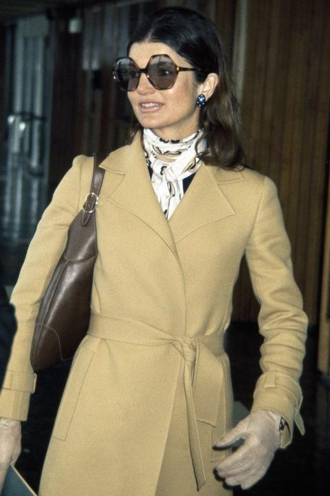 Jackie Kennedy's oversized sunnies.
