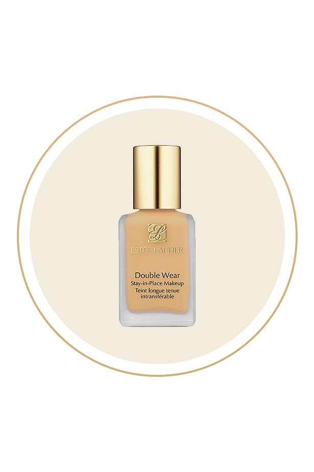 """<p> The Product: <a href=""""http://www.esteelauder.com.au/product/643/3894/Product-Catalog/Makeup/Face/Foundations/Double-Wear/Stay-in-Place-Makeup-SPF-10"""">Estée Lauder Double Wear Foundation</a>.<p> <p> The Hype: Light-weight and long-wear, this sheer foundation ticks all the boxes."""