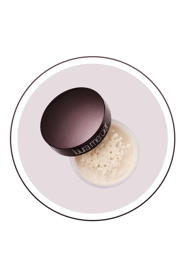 """<p> The Product: <a href=""""http://www.sephora.com/translucent-loose-setting-powder-P109908"""">Laura Mercier Translucent Loose Setting Powder</a>.<p> <p> The Hype: If you've heard the term 'baking' before, you've probably also heard the name 'Laura Mercier', too. It's light-weight, natural coverage is a winner."""