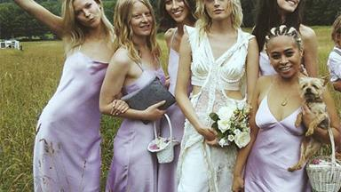 16 Chic Bridesmaids Dresses To Shop For Under $500