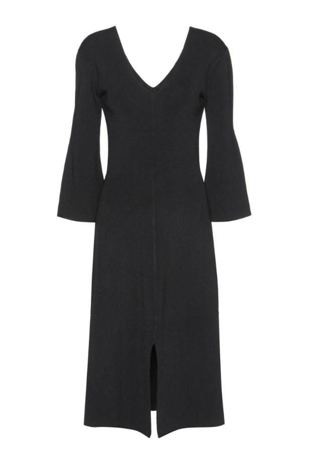 "Dress, $479, <a href=""http://www.mytheresa.com/en-au/vitalia-dress-604067.html?catref=category"">By Malene Birger at mytheresa.com</a>."