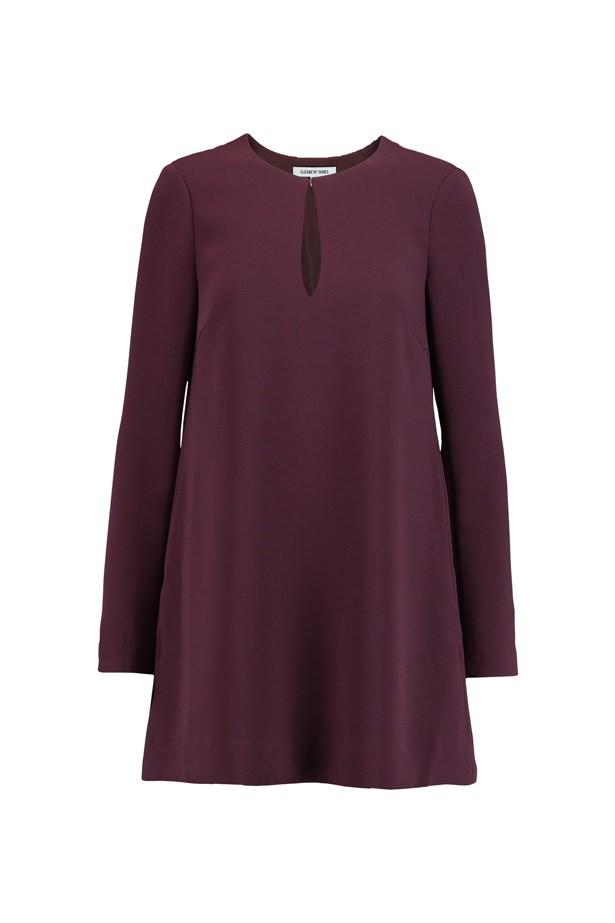 "Dress, $213, <a href=""https://www.theoutnet.com/en-US/product/Elizabeth-and-James/Joey-crepe-mini-dress/660729"">Elizabeth and James at theoutnet.com</a>."