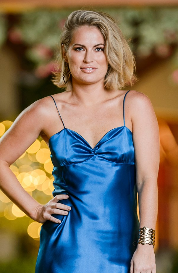 Keira Maguire The Bachelor 2016