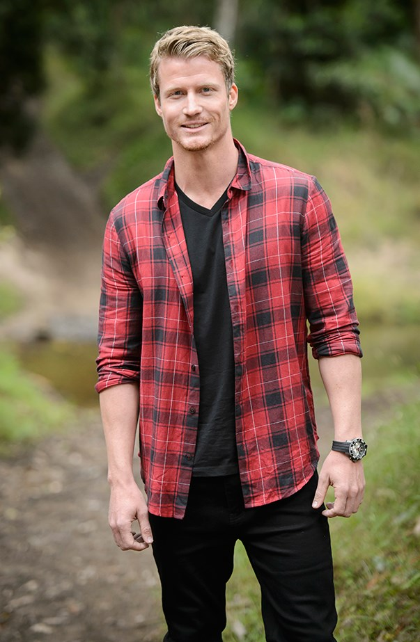 Richie Strahan The Bachelor Australia 2016