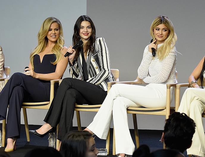 Kardashian Jenner Sisters Diets