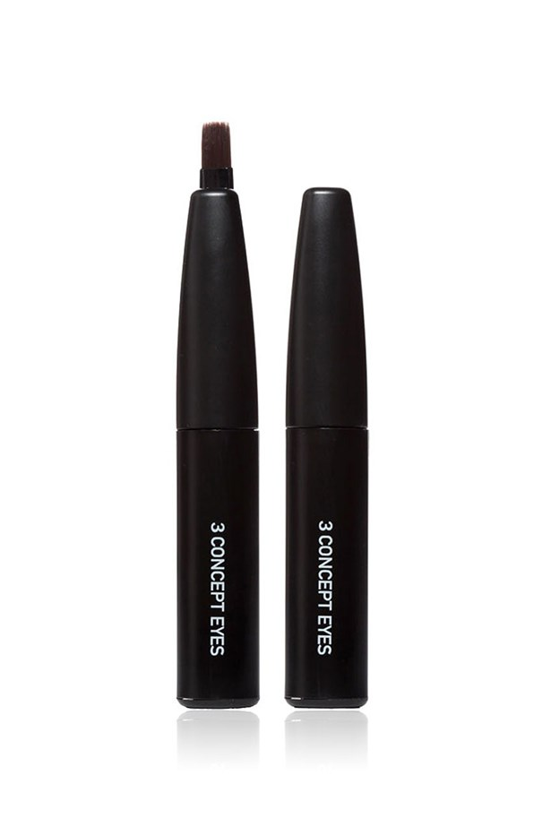 """""""Dark colours applied straight from the bullet can end up looking too thick, which makes a lipstick more likely to flake later on,"""" says makeup artist Fern Madden. Apply colour with a brush for a longer-lasting lippie.   <br><br> <em>Lip Brush #24, $34, 3CE, sephora.com.au </em>"""
