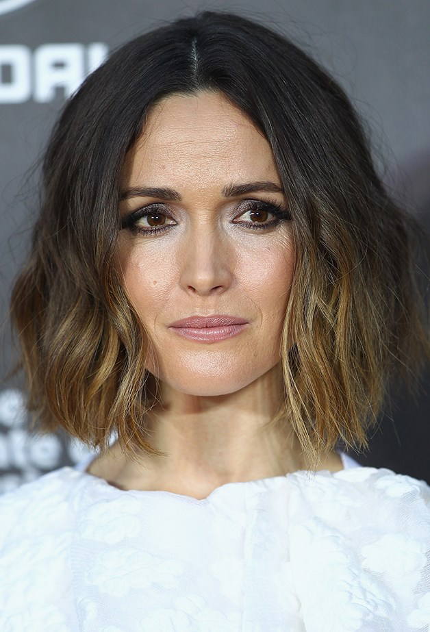 "<p><strong>Day Two: Add A Wave (Inspired By Rose Byrne)</strong> <p>Second-day hair is perfect for holding a wave. Use your preferred hot iron tool (tip: a small or travel-sized straightener is ideal for short hair) to create loose waves on the top layer of your hair. The key is to avoid tight ringlets if you want that cool, tousled effect. Spray with a dry texturising spray for light, touchable hold at the end. <p>Wave Spray, $40, Ouai at <a href=""http://www.sephora.com.au/products/ouai-wave-spray-150ml"">sephora.com.au</a>."