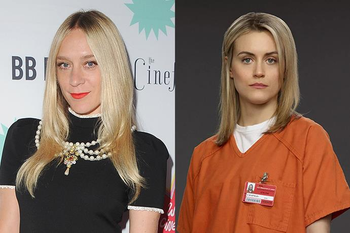 "<p>OK, Chloë Sevigny did not straight out say that she could have played Piper Chapman on Netflix's <em>Orange Is the New Black</em>, but she was definitely offered a part. During a <a href=""http://www.refinery29.com/2016/08/120871/orange-is-the-new-black-chloe-sevigny"" target=""_blank"">Twitter Q&A</a> with her real-life BFF (and <em>OITNB</em> star) Natasha Lyonne to promote their horror movie <em>Antibirth</em>, the actresses were asked if Natasha wanted to appear on <em>American Horror Story</em> and if Chloë wanted to appear on <em>OITNB</em>. ""Well, this is one of Hollywood's best-kept secrets, but Chloë was offered a part on that prison show,"" Natasha said. ""I was offered a part on that prison show,"" Chloë confirmed, ""I felt like I'd kind of played that part before."" Then she admitted, ""Actually, I regret it every day.""</p> <p>The women didn't say which role Chloë almost played, but based on the physical similarities between Chloë and Taylor Schilling, and her statement about playing a similar role (Lana in <em>Boys Don't Cry</em>, perhaps?) we're guessing it could be Piper.</p>"