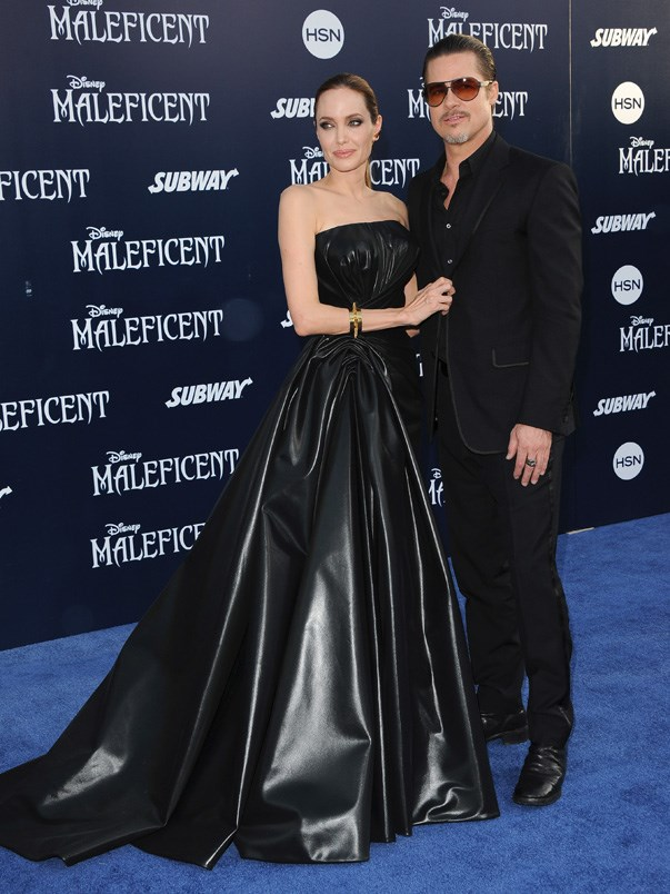 """<p>""""I do think that I'm good in a partnership now,"""" <a href=""""http://www.wmagazine.com/story/brad-pitt-angelina-jolie"""" target=""""_blank"""">Angelina told <em>W</em></a> of their relationship. """"I think it just needed to be the right man. It's not just that I love being in Brad's company, which obviously I do, but it's that we both roll up our sleeves and take on what we care about in the same way. I have a lot of respect for him, and he helps me to be better and fight hard for things that I love.""""</p>"""