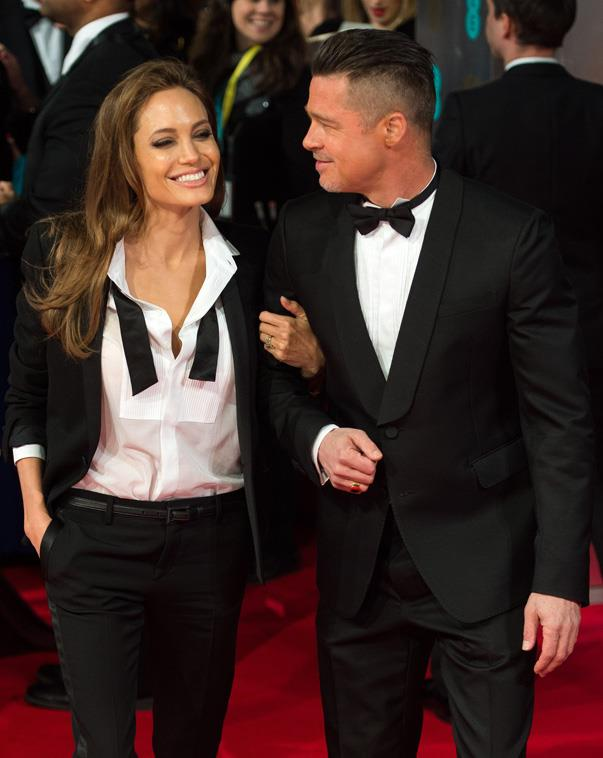 """<p>Angelina never intended to fall for Brad, and in 2006 she detailed how they <a href=""""http://www.people.com/people/article/0,,20004139,00.html"""" target=""""_blank"""">fell in love</a>: """"Brad was a huge surprise to me. I, like most people, had a very distant impression of him from… the media. Because of the film, we ended up being brought together to do all these crazy things, and I think we found this strange friendship and partnership that kind of just suddenly happened. I think a few months in I realised, 'God, I can't wait to get to work'... Anything we had to do with each other, we just found a lot of joy in it together and a lot of real teamwork. We just became kind of a pair.""""</p>"""