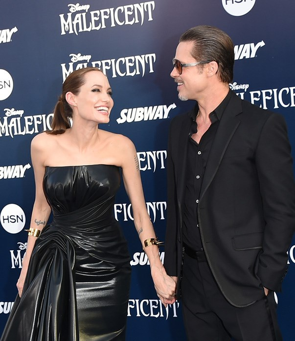 """<p>Asked by the <em><a href=""""http://www.dailymail.co.uk/home/moslive/article-2199295/Brad-Pitt-talks-Angelina-Jolie-I-want-approval-Angie-force--I-want-proud-man.html"""" target=""""_blank"""">Daily Mail</a></em> if he cares about what Angelina thinks about his work, Brad responded, """"Of course I want her approval. Angie is a force, she cares deeply. I want her to be proud of her man.""""</p>"""