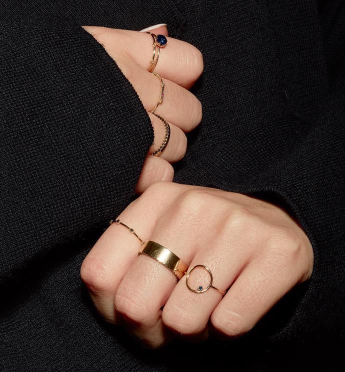 "<strong>Sarah & Sebastian</strong><br> <a href=""https://www.instagram.com/sarahandsebastianjewellery/"">@sarahandsebastian</a>"
