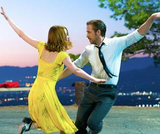 La La Land movie.