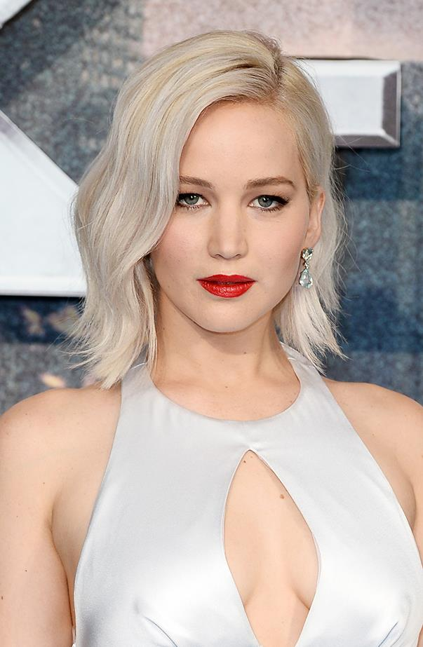<p><strong>2016: Jennifer Lawrence</strong> <p>Jennifer earned an estimated US$46 million.
