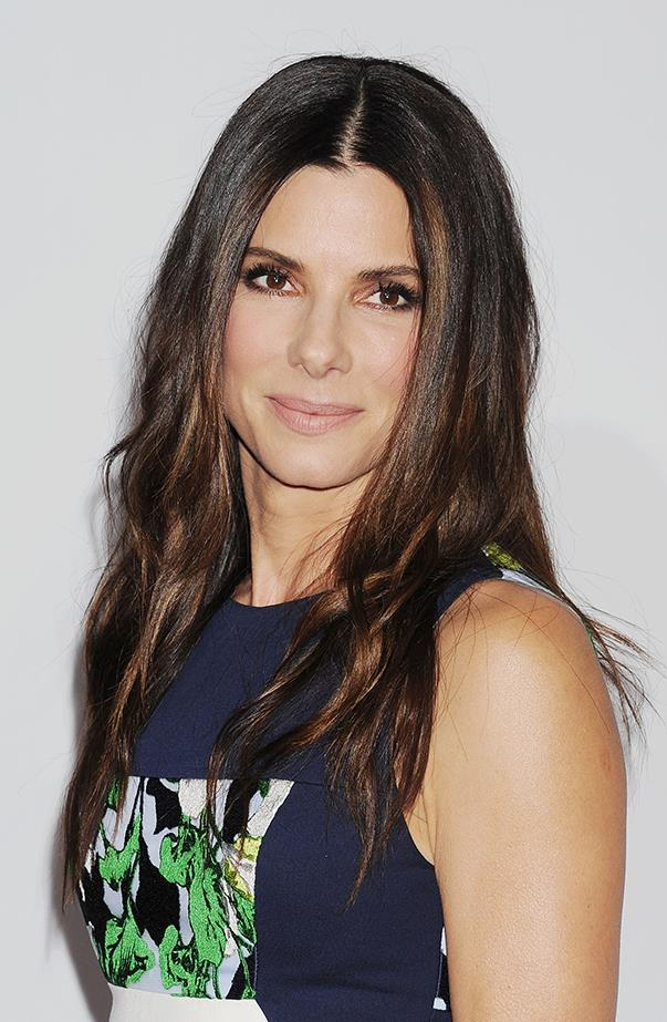 <p><strong>2010: Sandra Bullock</strong> <p>Sandra earned an estimated US$56 million.