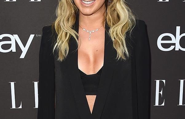 Ashley Tisdale.