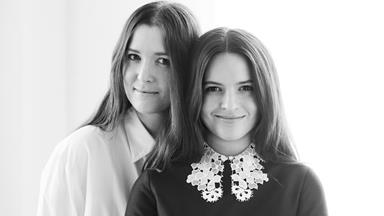 ELLE Interview: Beth And Tess MacGraw
