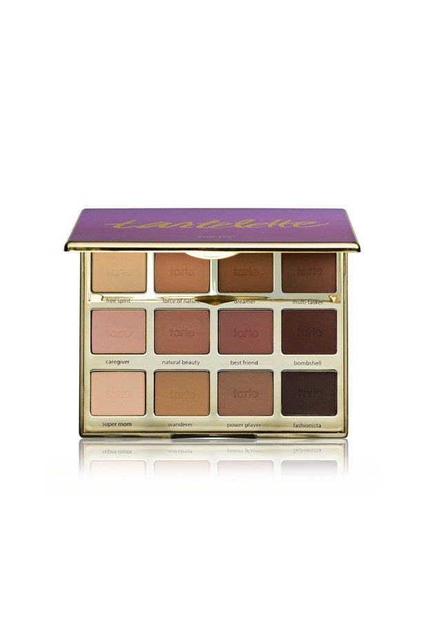 """<p> <a href=""""http://www.sephora.com.au/products/tarte-tartelette-amazonian-clay-matte-palette"""">Tarte 'Tartelette Amazonian Clay' Matte Eyeshadow Palette</a><p> <p> This all-matte, all-neutral palette is the perfect go-to for nude look lovers."""