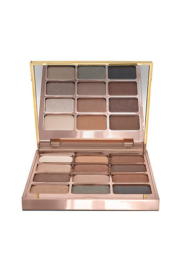 """<p> <a href=""""http://mecca.com.au/stila/eyes-are-the-window-shadow-palette/V-018937.html"""">Stila 'Eyes Are The Window' Palette</a><p> <p> Coming in four different variations, Soul, Spirit, Mind and Body, Stila's 12 eyeshadows are versatile, creamy and blend-able. 'Soul' is a clear favourite."""