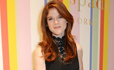 """Fans Freak Out Over 'Game Of Thrones' Actress Rose Leslie's """"Posh"""" Accent"""