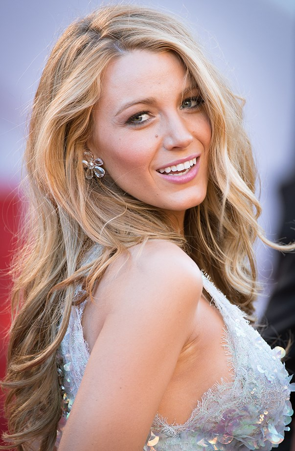 Blake Lively at 2014 Cannes Film Festival