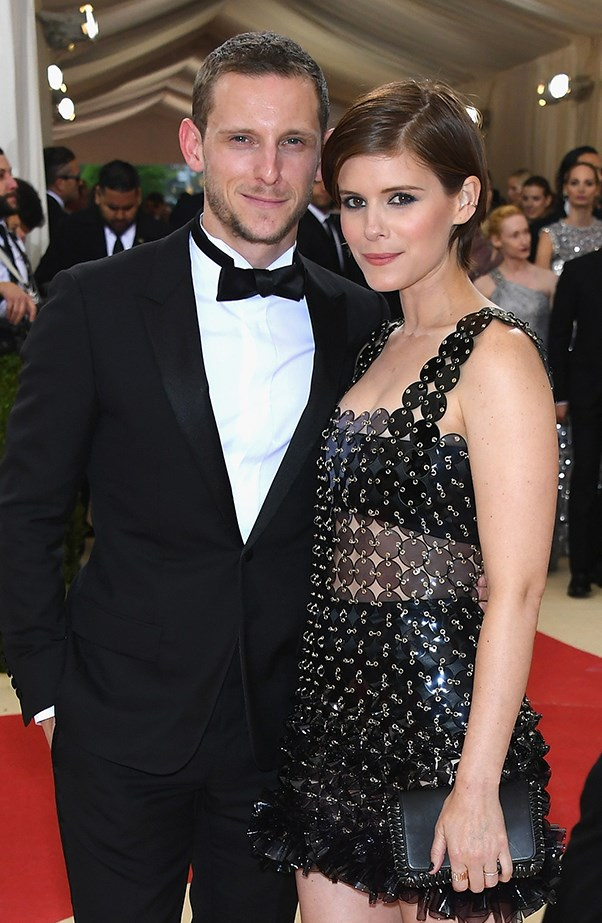 <p><strong>Jamie Bell and Kate Mara </strong> <p>Jamie and Kate started dating after working together in 2014's <em>Fantastic Four</em> reboot. Jamie was previously married to Evan Rachel Wood, with whom he has one son.