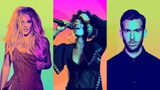 Apple Music Festival 2016 Performers