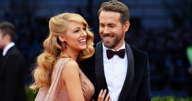 This Is How Taylor Swift And Ryan Reynolds Celebrated Blake Lively's Birthday
