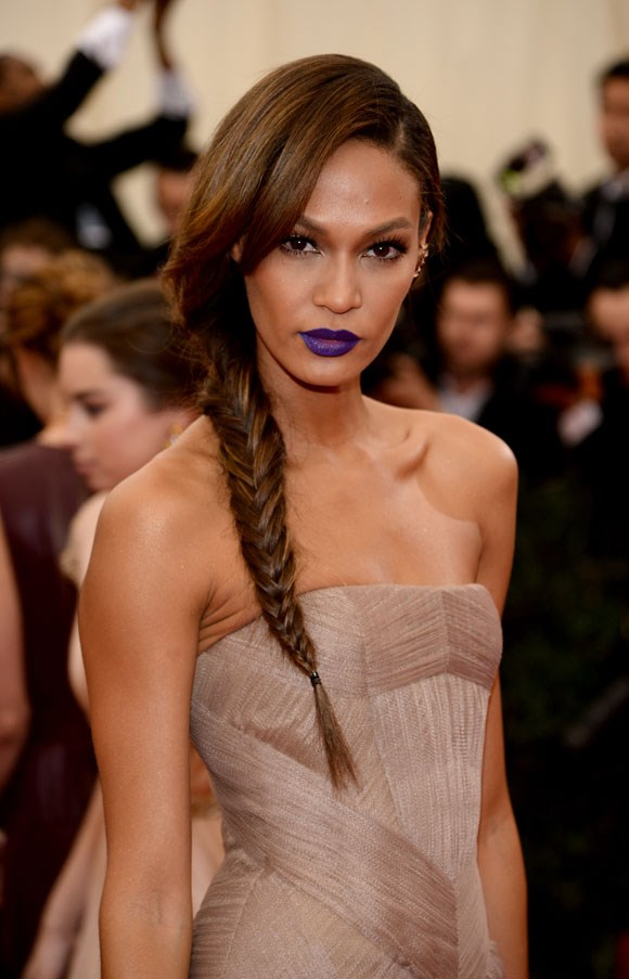 <strong>Joan Smalls</strong> <br><br> Breaking the trend, Smalls actually actively sought to be a model in Puerto Rico where she grew up. After moving to New York, she got her big break walking at Givenchy Haute Couture in 2010, courtesy of Ricardo Tisci.