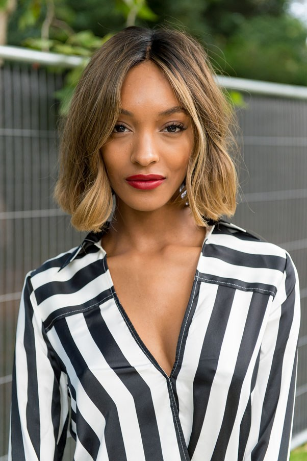 "<strong>Jourdan Dunn</strong> <br><br> Dunn was spotted ""mucking about"" in a London Primark store when she was 15, and was approached by a representative of Storm management."