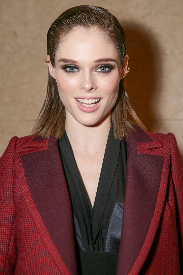 "<strong>Coco Rocha</strong> <br><br> ""I was discovered at an Irish dance competition when I was 14. I was sitting with my friends and this older man came up to me and said, ""Have you ever thought of modelling?"" I actually thought he was one of the security guards or someone who worked at this dance competition, and he was going to tell me to remove my feet from the fancy tables. All of us thought it was some kind of joke — or that this man needed glasses."""