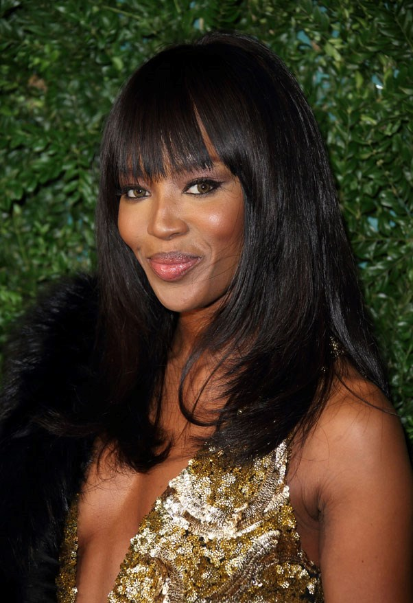 <strong>Naomi Campbell</strong> <br><br> Campbell was only 15 when she was spotted by Pennington Models scout, Beth Boldt in London. She was then sent to one of her earliest shoots, for British <em>ELLE</em>.