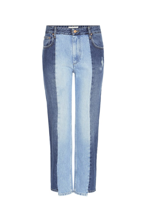 "Jeans, $475, <a href=""http://www.mytheresa.com/en-au/clancy-cropped-jeans-643416.html?catref=category"">Isabel Marant Étoile at mytheresa.com</a>."