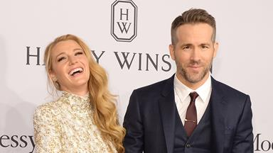 You'll Laugh At Ryan Reynolds' Tweets About Blake And Their Baby